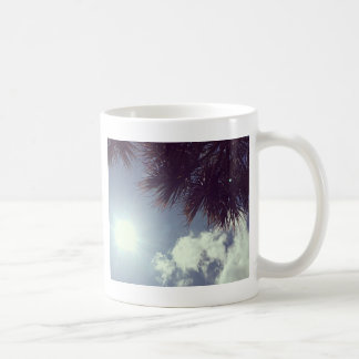 Palm Tree & Sun Coffee Mug