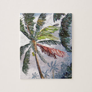 Palm Tree Top Puzzle