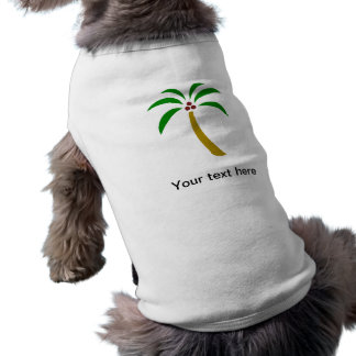 Palm Tree With Coconuts Tee