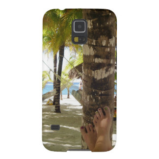 Palm Trees and Hammock Galaxy S5 Cover