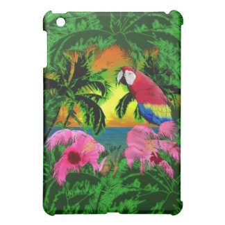 Palm Trees And Island Sunsets Case For The iPad Mini
