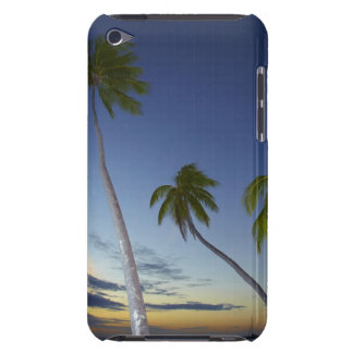 Palm trees and sunset, Plantation Island Resort iPod Touch Cover
