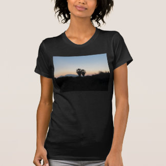 Palm Trees At Sunset Shirt