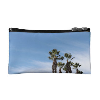 Palm Trees Makeup Bags