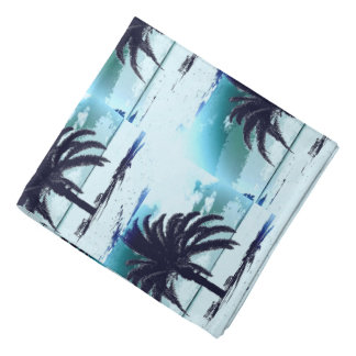 Palm Trees Bandana