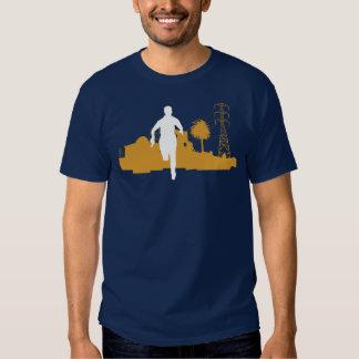 Palm Trees & Guns T Shirt