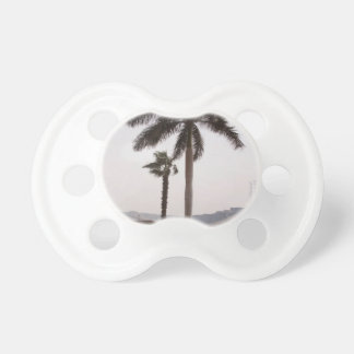 Palm trees in Cairo Baby Pacifiers