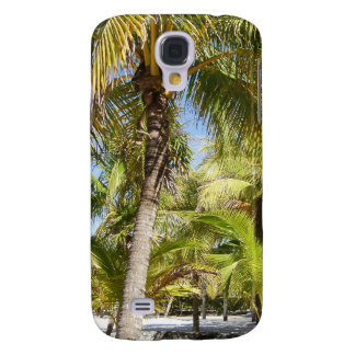 Palm Trees in Mexico Samsung Galaxy S4 Case