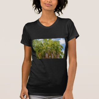 palm trees in the tropics shirt