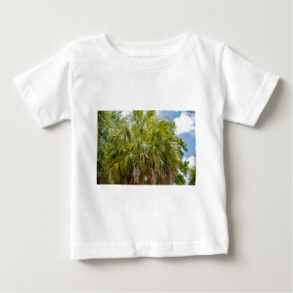 palm trees in the tropics tshirts
