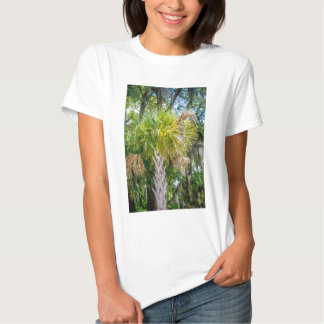 palm trees in the tropics tee shirts