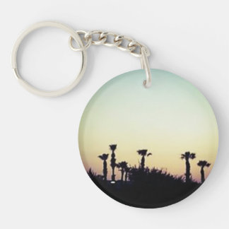 Palm Trees Keychains