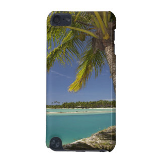 Palm trees & lagoon, Musket Cove Island Resort iPod Touch (5th Generation) Cover