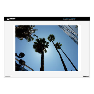 Palm Trees Los Angeles Hollywood Usa Laptop Skins