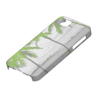 Palm Trees Miami, Florida Green iPhone SE/5/5s Case