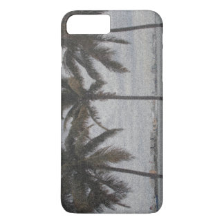 Palm Trees Miami, Florida iPhone 8 Plus/7 Plus Case