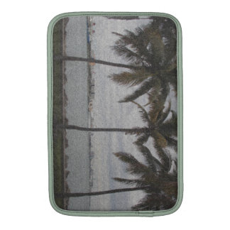 Palm Trees Miami, Florida Sleeves For MacBook Air