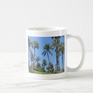 Palm Trees Classic White Coffee Mug