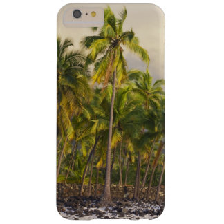 Palm trees, National Historic Park Pu'uhonua o 2 Barely There iPhone 6 Plus Case