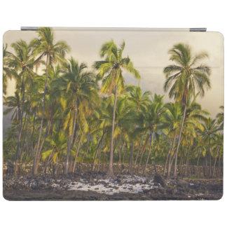 Palm trees, National Historic Park Pu'uhonua o 2 iPad Cover