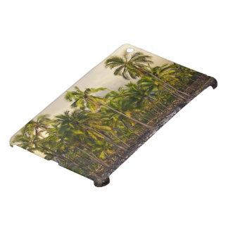 Palm trees, National Historic Park Pu'uhonua o 2 iPad Mini Covers