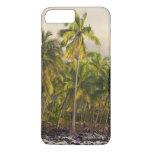 Palm trees, National Historic Park Pu'uhonua o 2 iPhone 7 Plus Case