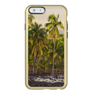 Palm trees, National Historic Park Pu'uhonua o 2 Incipio Feather® Shine iPhone 6 Case