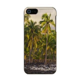 Palm trees, National Historic Park Pu'uhonua o 2 Incipio Feather® Shine iPhone 5 Case