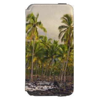 Palm trees, National Historic Park Pu'uhonua o 2 Incipio Watson™ iPhone 6 Wallet Case