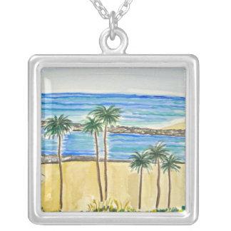 Palm Trees Custom Jewelry