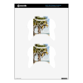 Palm Trees on Myrtle Beach East Coast Boardwalk Xbox 360 Controller Skins