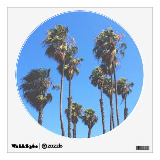 Palm Trees On Your Wall Wall Sticker