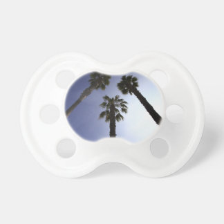 Palm Trees Pacifier