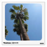palm trees photograph room decals