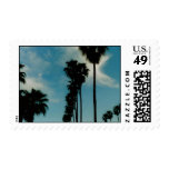 palm trees stamps