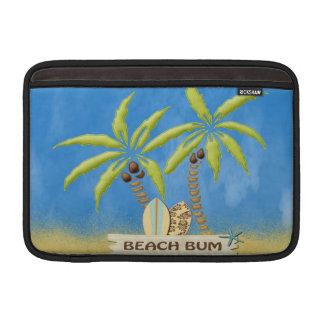 Palm Trees & Surf Boards MacBook Sleeve