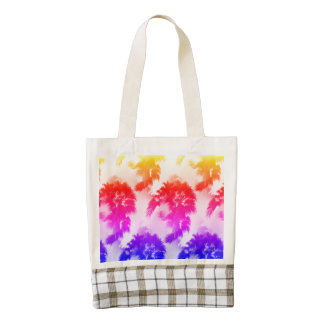 Palm trees tote