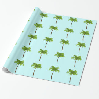 Palm Trees Wrapping Paper