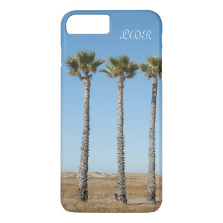 Palm Triplets Personalized Phone Case