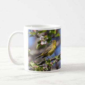 Palm Warbler Classic White Coffee Mug