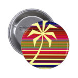 Palma #1 de la playa pin