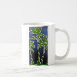Palma 1 taza básica blanca