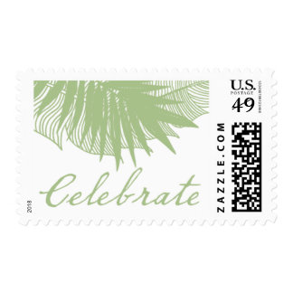 Palma B by Ceci New York Postage Stamps