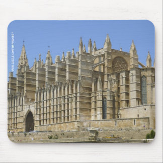 Palma Cathedral Mouse Pad