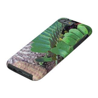 Palma de la cartulina (planta de la cartulina) funda de iPhone 6 tough
