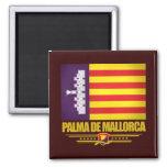 Palma de Mallorca Imán Cuadrado