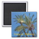 Palma de Mallorca - imán del recuerdo