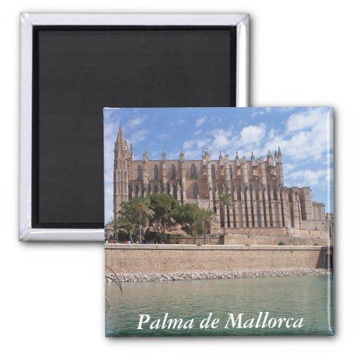 Palma de Mallorca Refrigerator Magnets