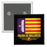 Palma de Mallorca Pin Cuadrada 5 Cm