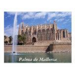 Palma de Mallorca Postcard